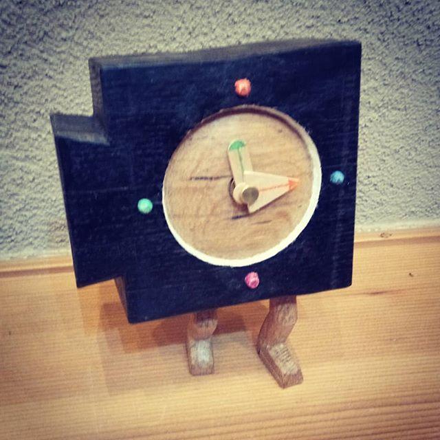 一歩くん時計#clock